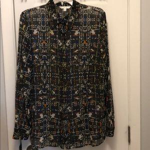 CAbi Festival blouse